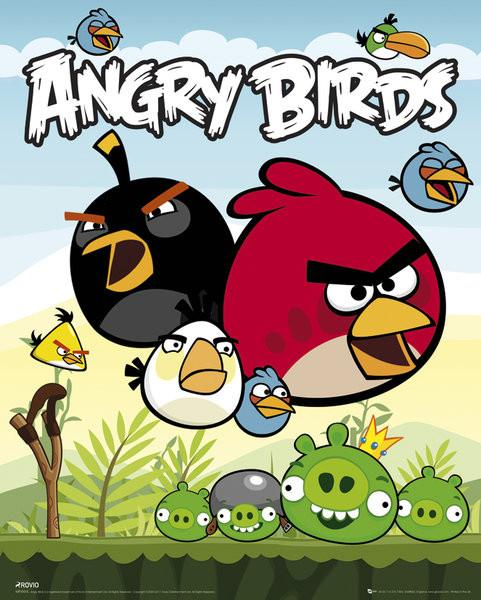 Angry Birds Game Download For PC