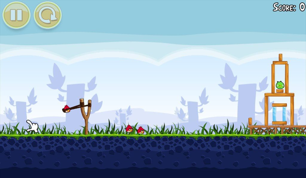 Angry Birds Game Latest Version Free Download For PC