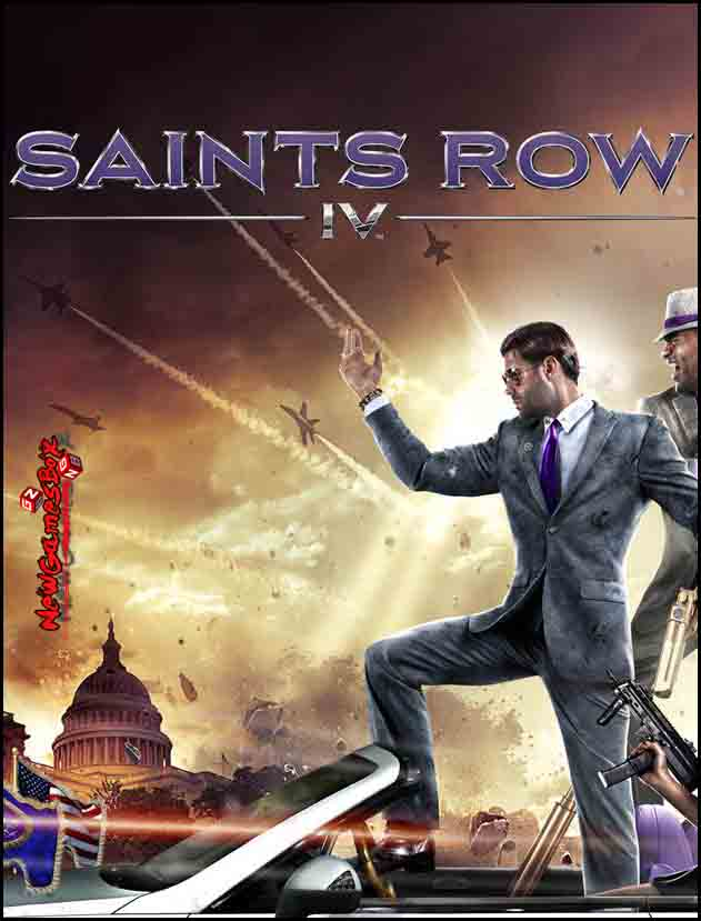 Saints Row 4 Free Download PC