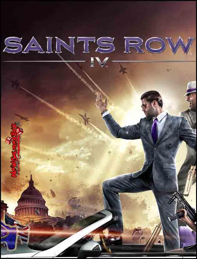 Saints Row 4 Free Download PC