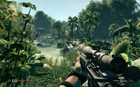 Sniper Ghost Warrior 1 Free Download For PC