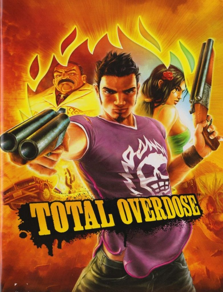 Total Overdose Game Download For PC