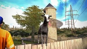 Goat Simulator Goaty Edition Free