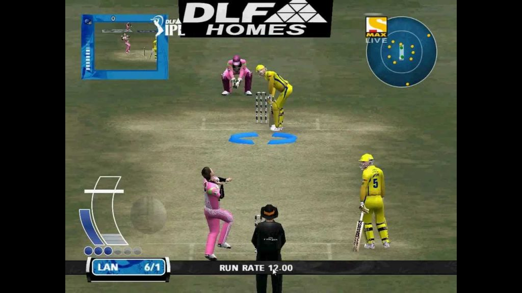Laptop Cricket Games Free Download