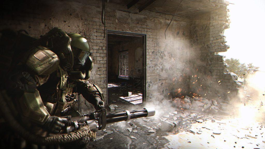 Call of Duty Modern Warfare Beta Download