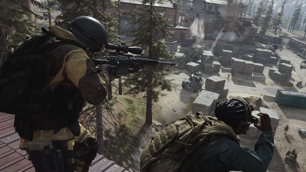COD Modern Warfare PC Download
