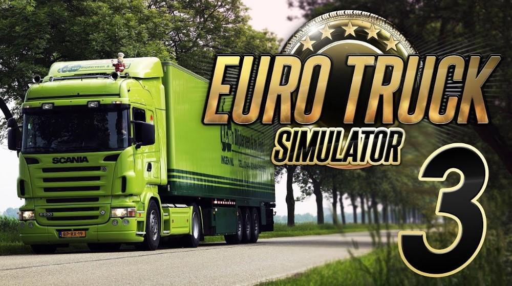 Euro Truck Simulator 3 Download Full Game