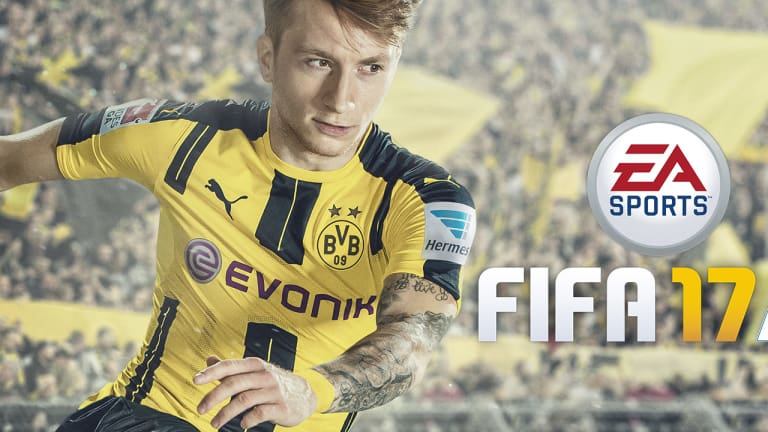 FIFA 17 Download PC Free Full Version