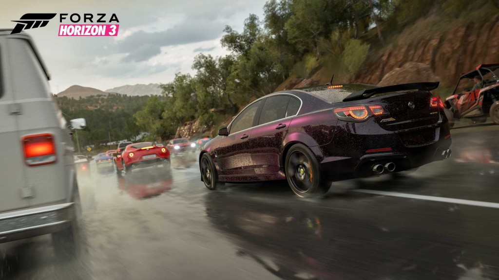 Download Forza Horizon 3 For PC