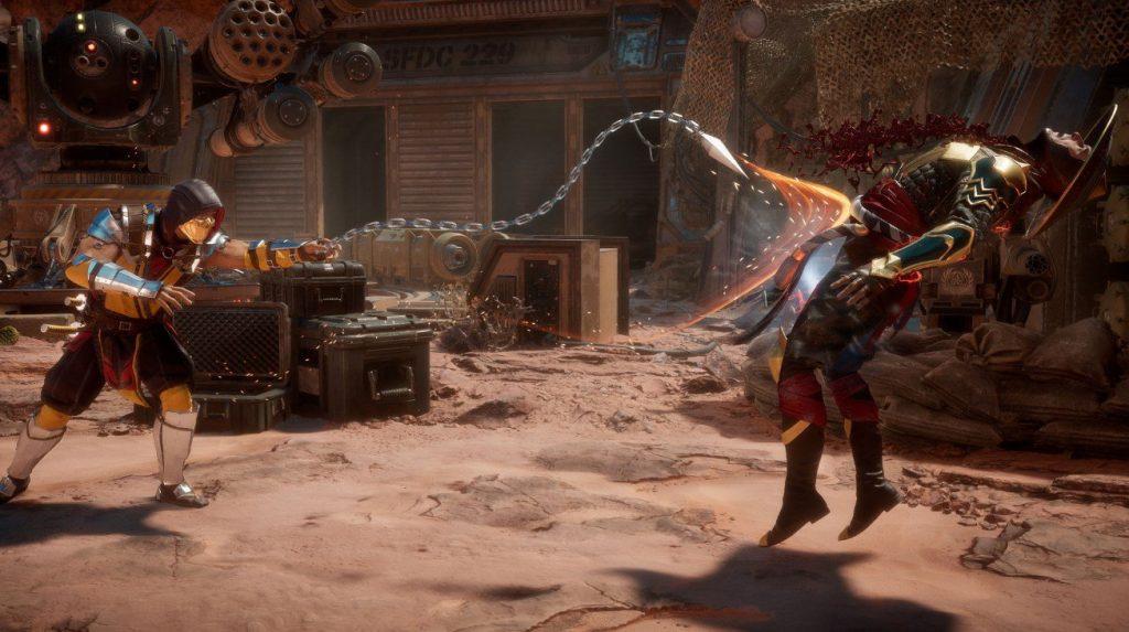 Mortal Kombat 11 Free PC Download