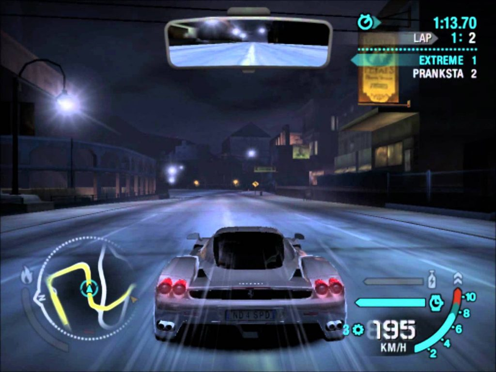 Need For Speed Carbon PC Download