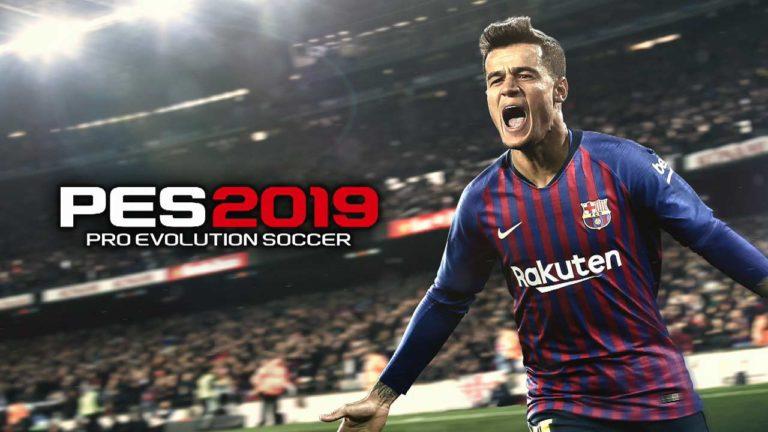 Pro Evolution Soccer 2019 Download PC Full Version