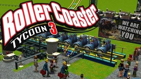 Rollercoaster Tycoon 3 Free Download Full Version