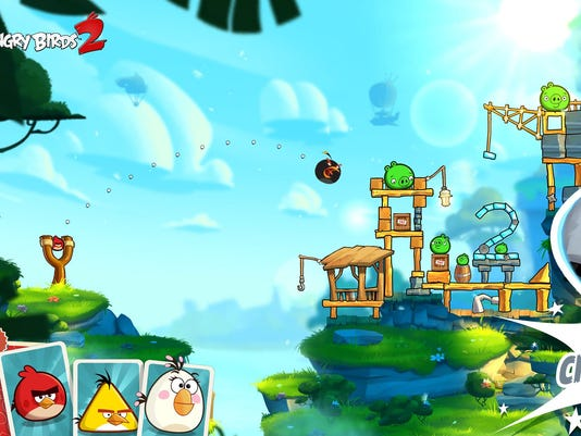 angry birds 1 - Angry Birds 2 Game Download