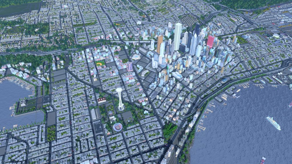 City Skylines Game