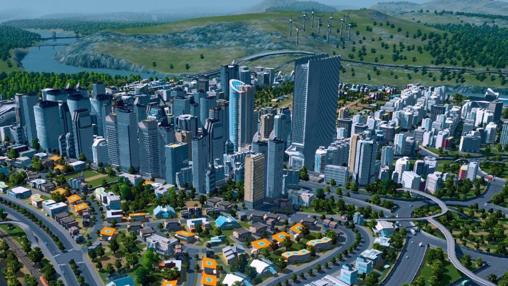 City Skylines Free Download