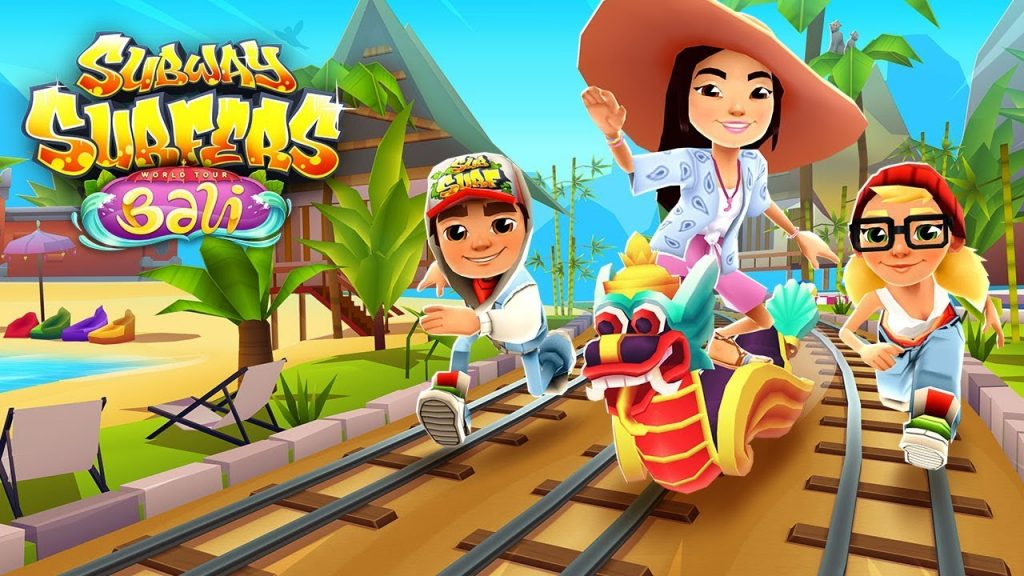 subway surfers 1 1024x576 - Subway Surfers Download For PC