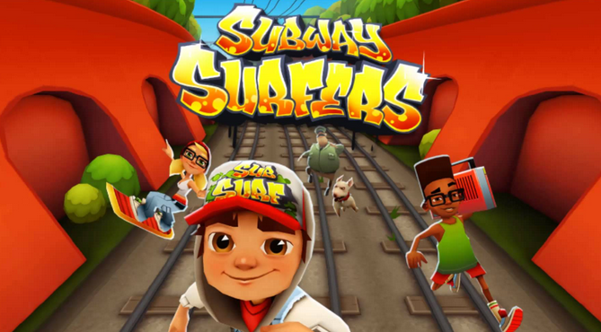 subway surfers 1 - Subway Surfers Download For PC