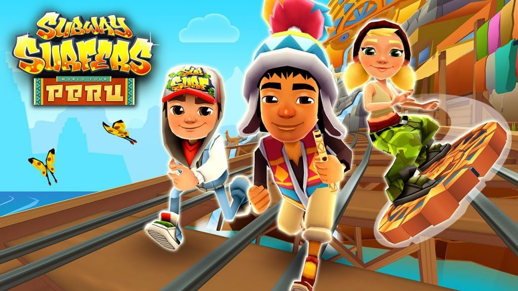 subway surfers 2 1024x576 - Subway Surfers Download For PC