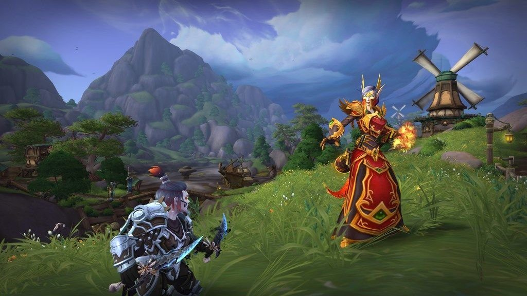 wow 2 1024x576 - World Of Warcraft Download Free Full Game
