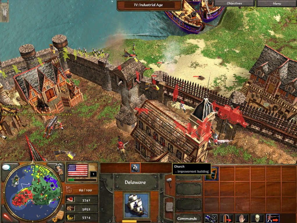 Age Of Empires 3 Unblocked