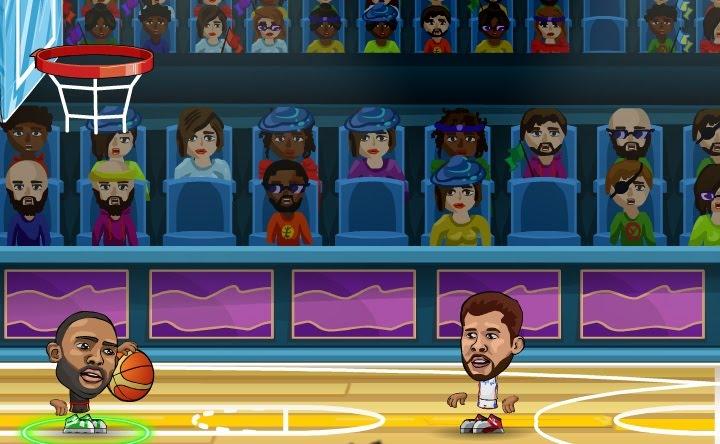 Basketball Legends 2 Player Unblocked
