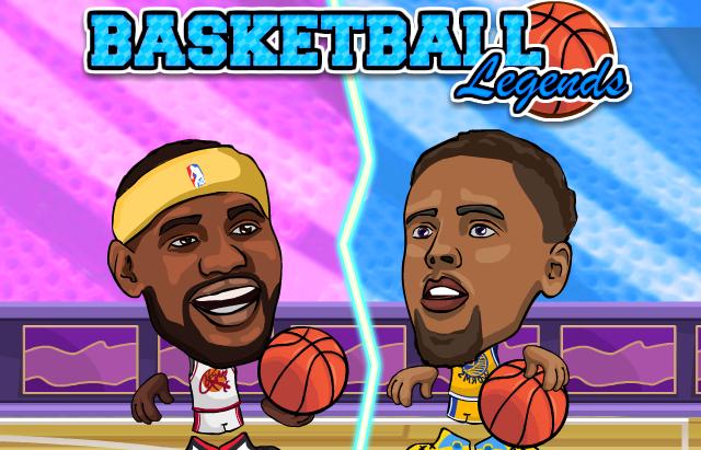 Basketball Legends Game Unblocked