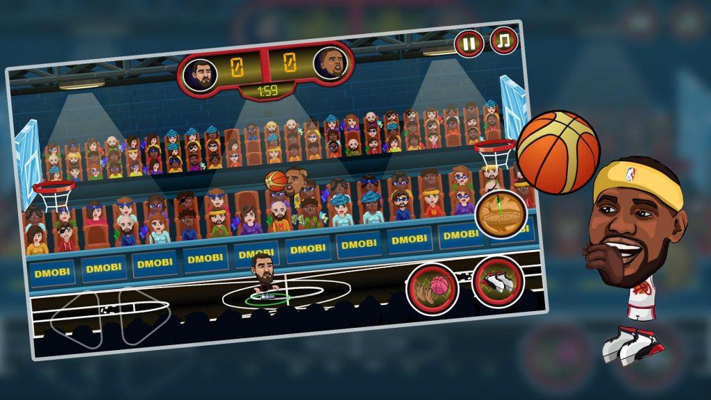 Unblocked Games 66 Basketball Legends