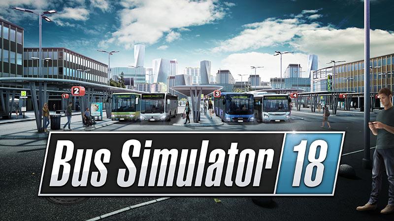 Bus Simulator 18 Free Download