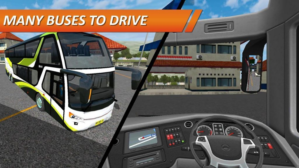 Bus Simulator Indonesia Game Download