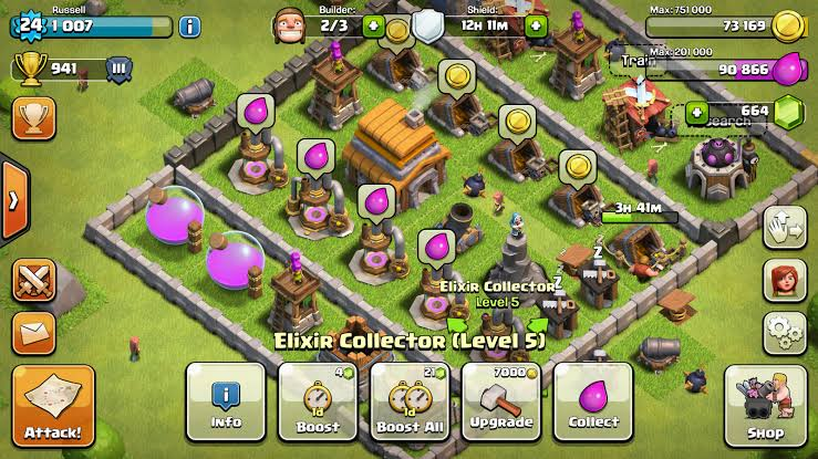 Download Clash Of Clans For PC Windows 7