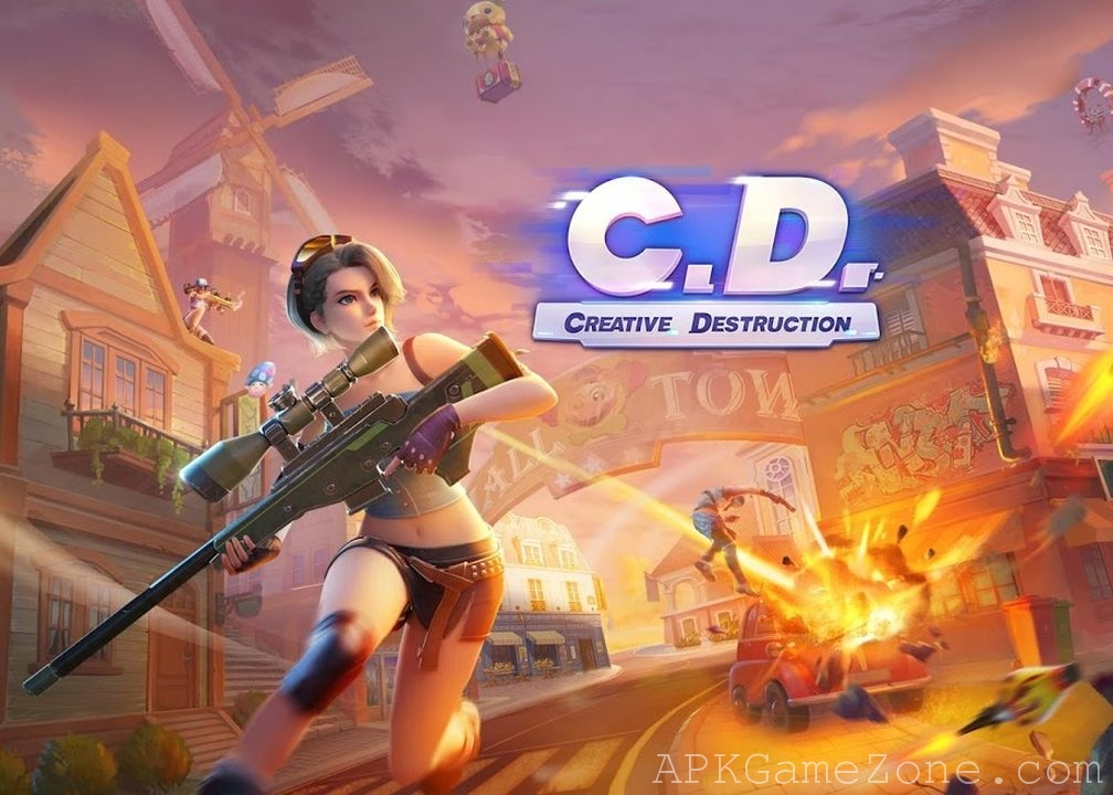 Creative Destruction Download PC Free