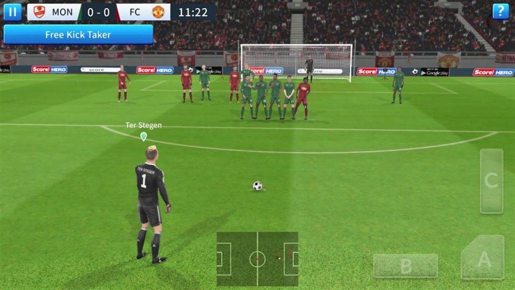 Dream League Soccer 2019 2 1024x576 - Dream League Soccer 2019 PC Download