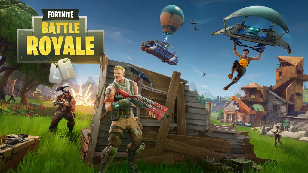Fortnite Battle Royale Download PC Computer