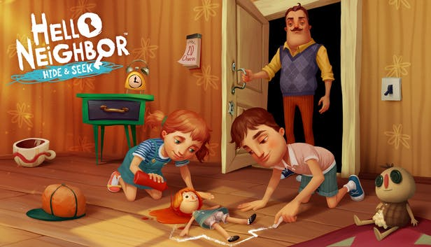 Hello Neighbor - Hello Neighbor Free Download PC