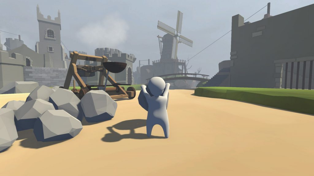 Human Fall Flat Game Free Download