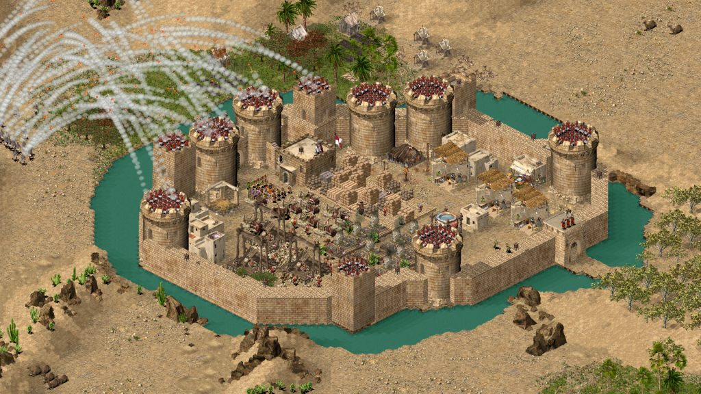 Stronghold Crusader Free Download For PC