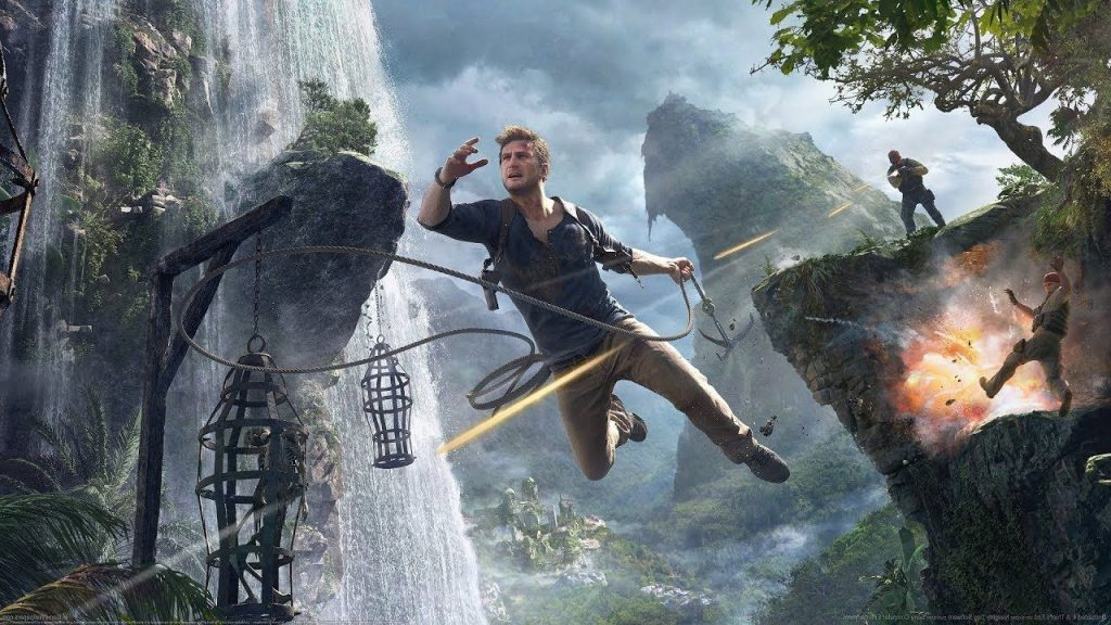 Uncharted 4 Game Download For PC