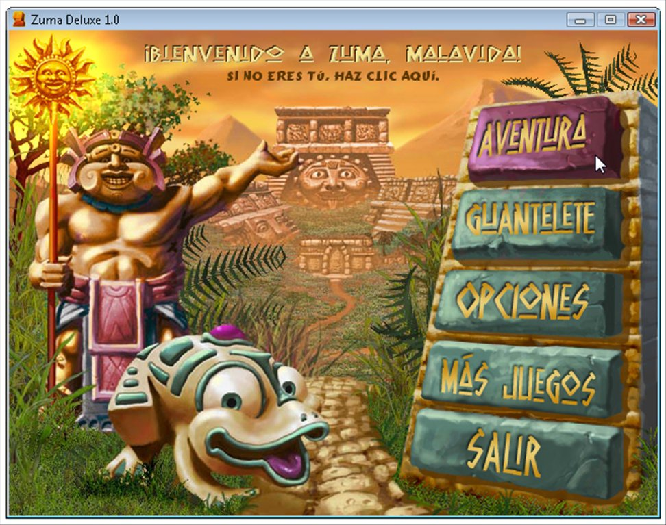 Zuma Deluxe Free Download For PC