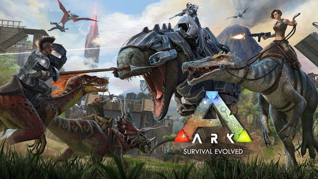 Ark Survival Evolved PC Download Free