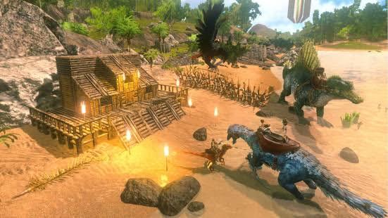 Ark Survival Evolved Download PC