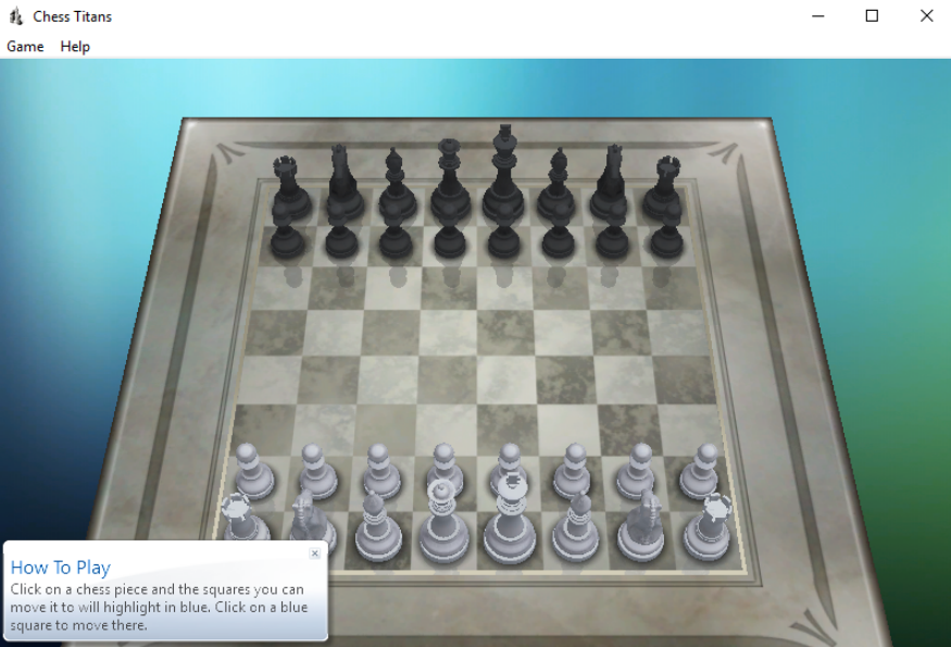 Chess Titans Computer Game Download Free