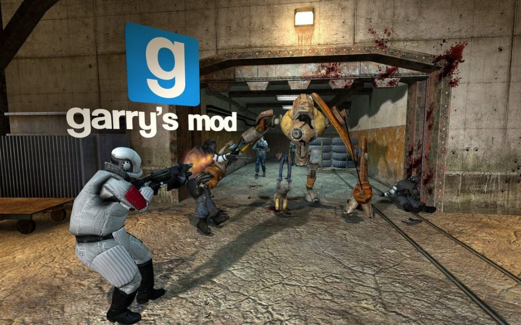 Garrys Mod Free Download