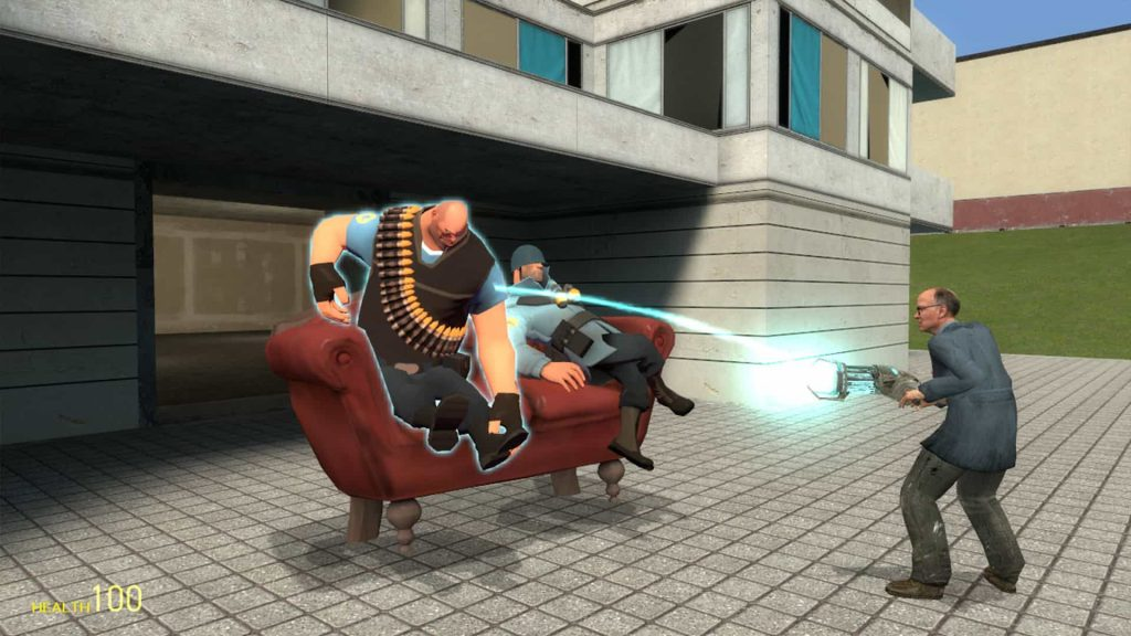 Garry's Mod Game Download For PC