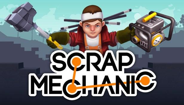 Scrap Mechanic Download Free PC