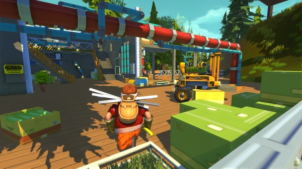 Scrap Mechanic Download Free PC 2 - Scrap Mechanic Download Free PC