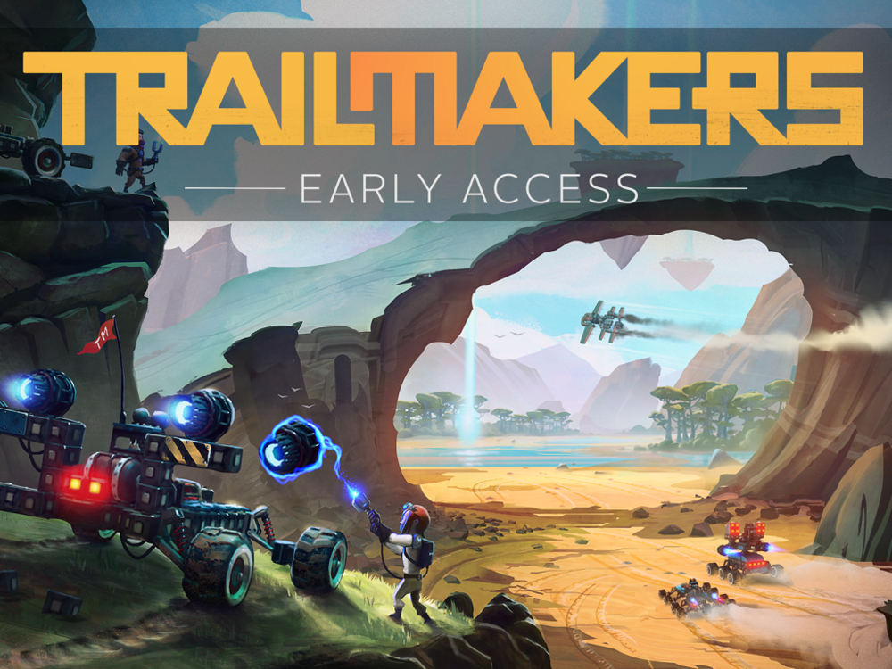 Trailmakers Download Free Version For PC