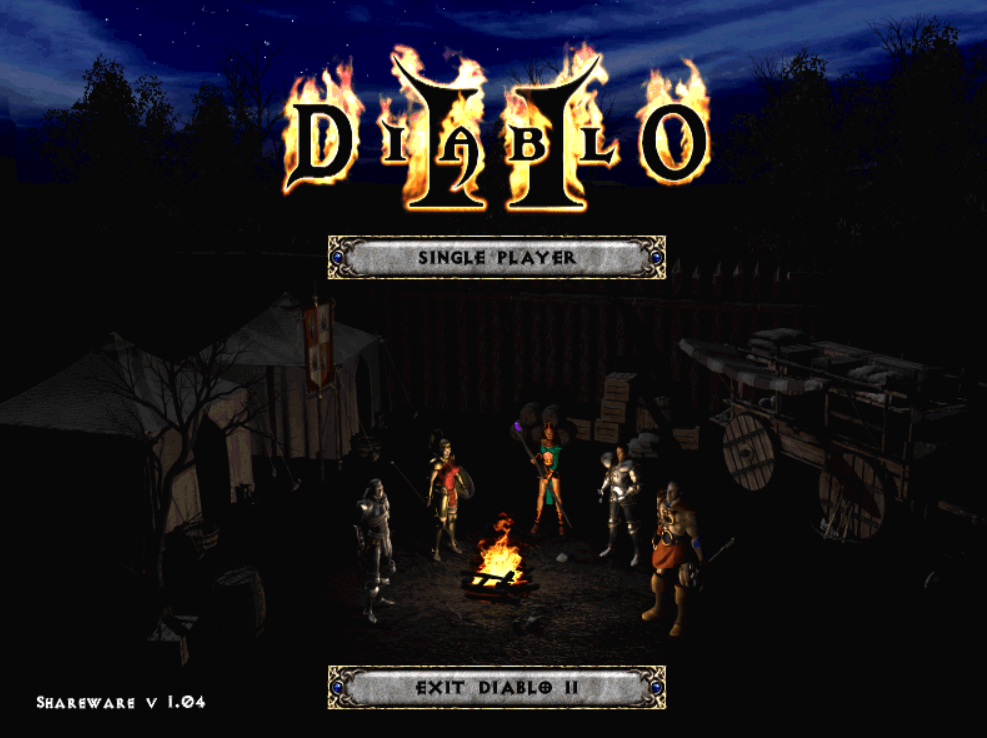 Diablo 2 Free Download For Windows 10