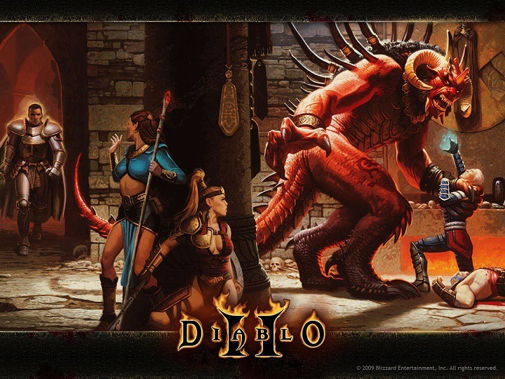 Diablo 2 DOwnload For PC
