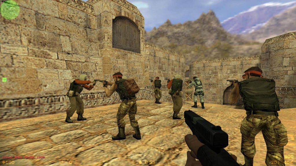 Counter Strike Game Download For PC